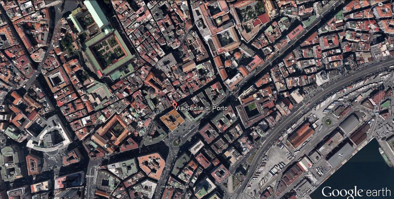 Via Sedile Di Porto 51.Cap 51 Domini Magnifici Mercadanti